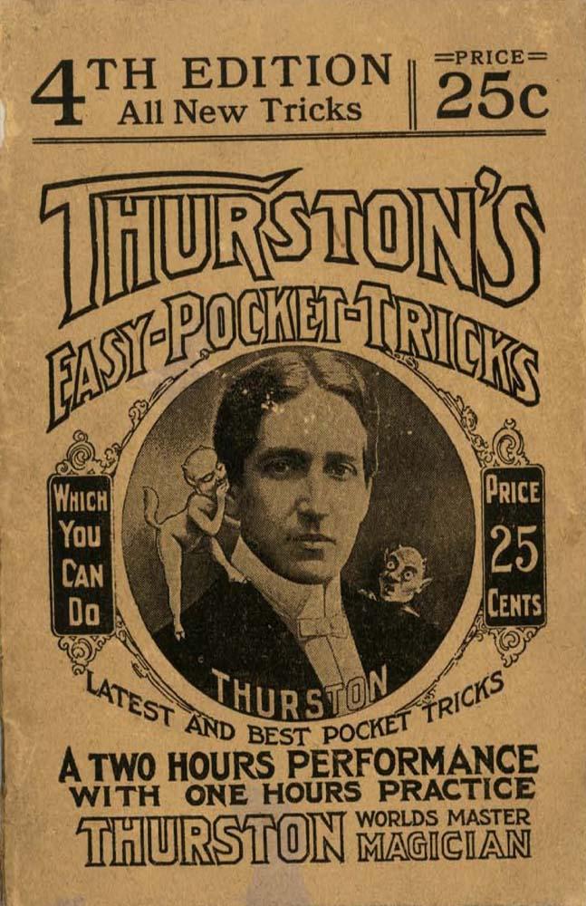 Thurstons Easy Pocket Tricks 4th Edition