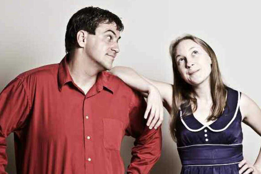 Joey & Alexa Evans