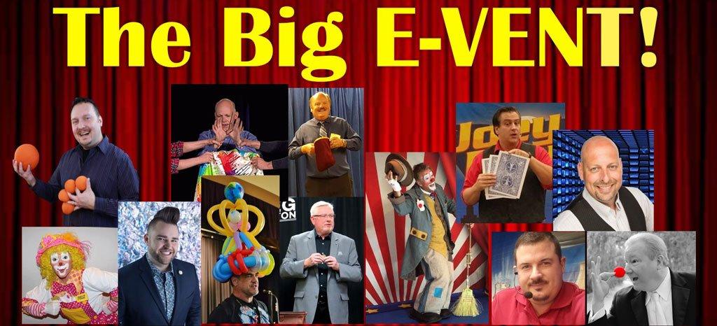 The Big E-vent!